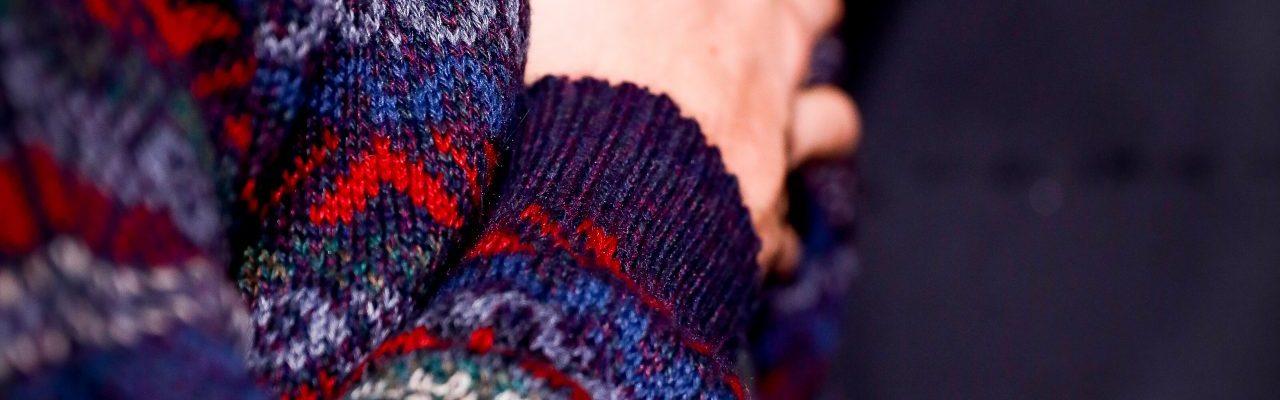 Alt+alpaca sweater men