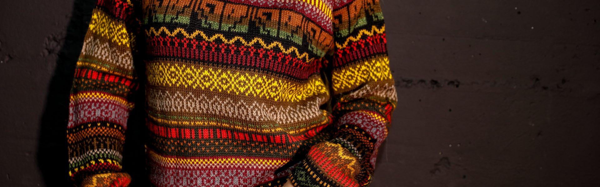 Alt+alpaca sweater women