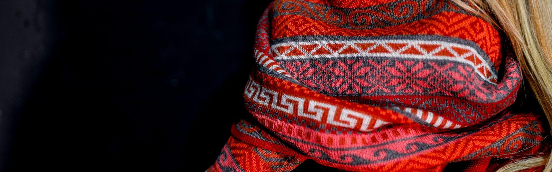 Alt+baby alpaca sweater women