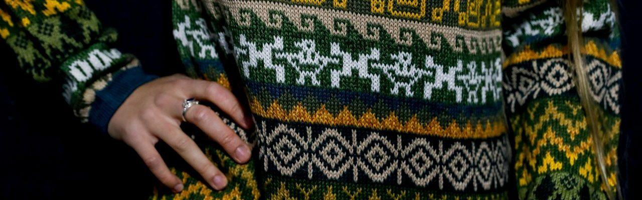 alt+alpaca long sweater women