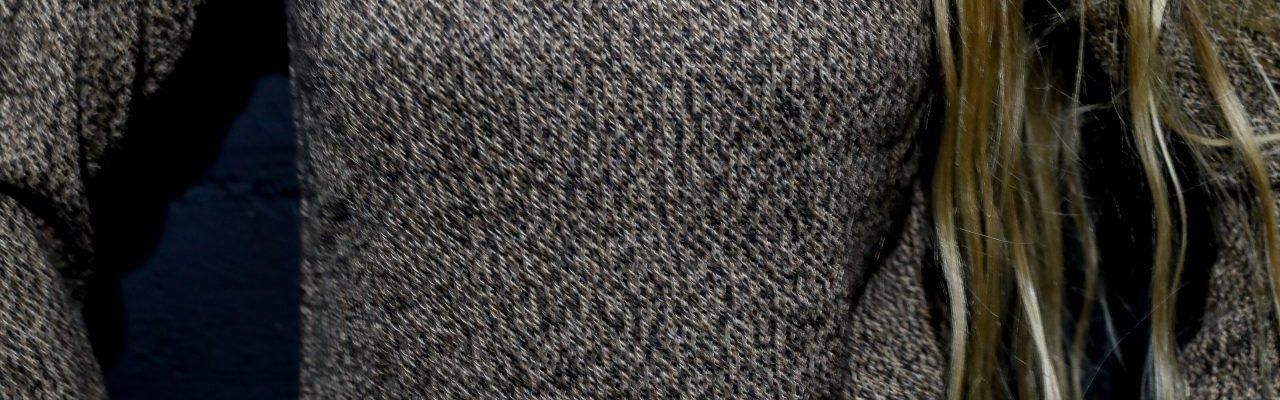 alt+alpaca higgh collar sweater women