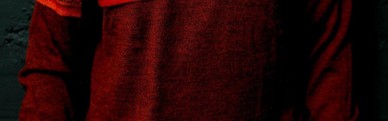 alt+baby alpaca sweater for men